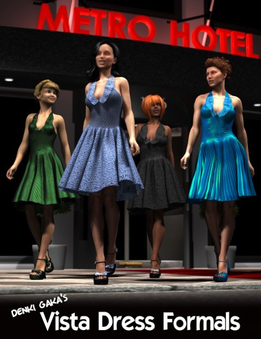 Vista Dress Formals