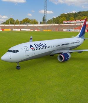 Boeing 737-800 (3ds/ obj)