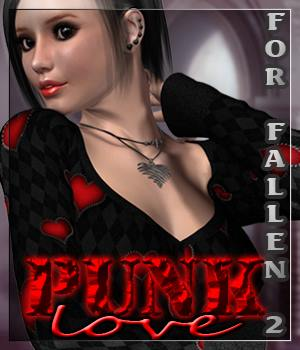 PUNK LOVE for Fallen2
