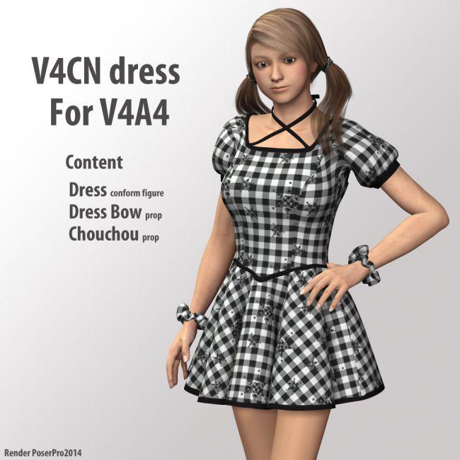 V4CN dress for V4A4
