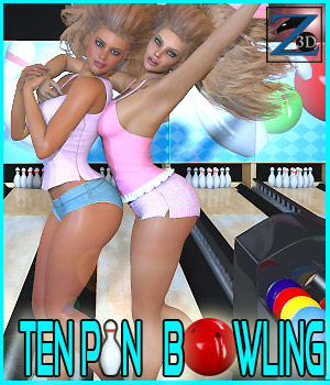 Z Ten Pin Bowling + Poses