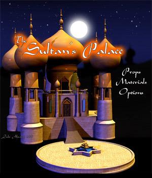 Toony Sultan's Palace