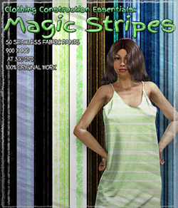 Clothing Construction Essentials: Magic Stripes