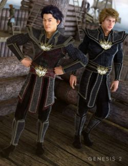 Fire Guard Outfit Textures