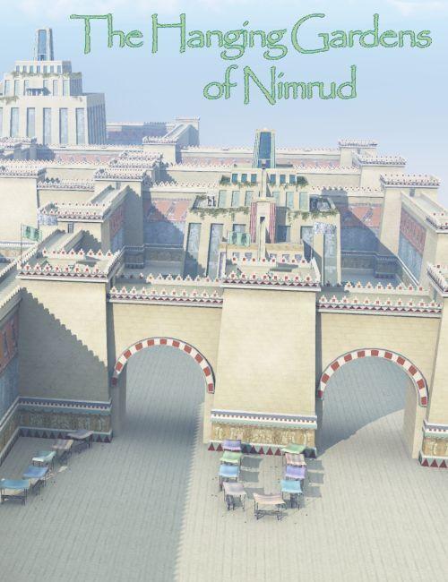 The Hanging Gardens of Nimrud