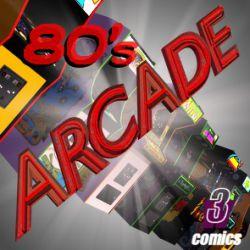 80's Arcade- DAZ Studio
