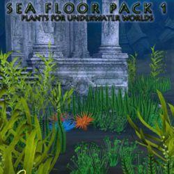 Sea Floor Pack 1