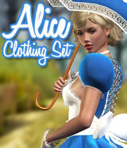 Alice Clothing Set V4