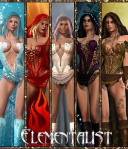 Elementalist for Wizard