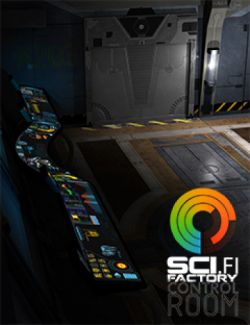 Sci-Fi Factory- Control Room