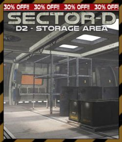 Ship Elements D2: Storage Area