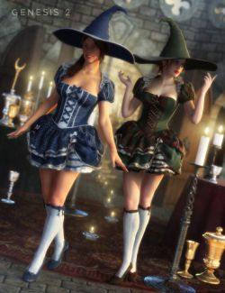 Storybook Outfit Textures