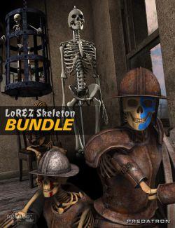 LoREZ Skeleton Bundle