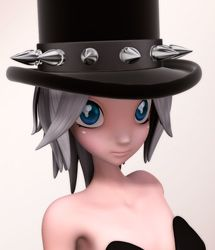 Goth Top Hat for Star
