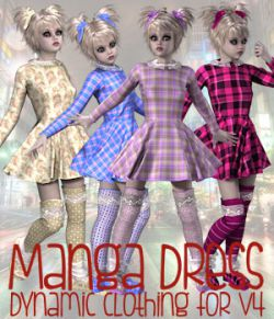 MangaDress