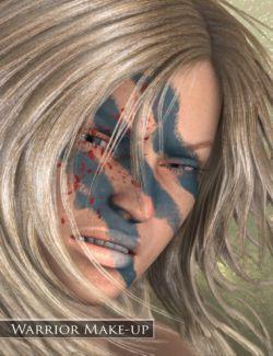 Warrior Make-up for Genesis 2 Female(s)