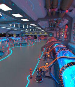 AJ Plasma Generator Hall