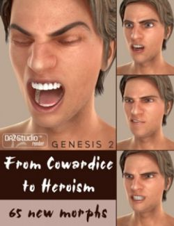 From Cowardice to Heroism for Genesis 2 Male(s)