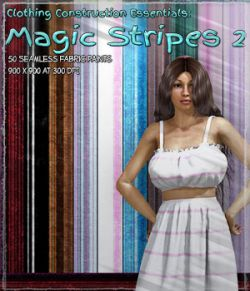 Clothing Construction Essentials: Magic Stripes 2