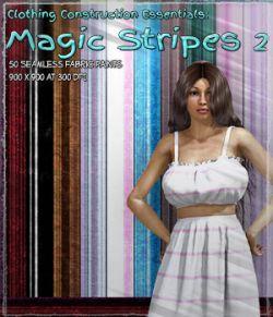 Clothing Construction Essentials: Magic Stripes 2