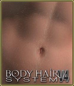 Exnem Body Hair for V4