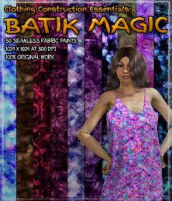 Clothing Construction Essentials: Batik Magic