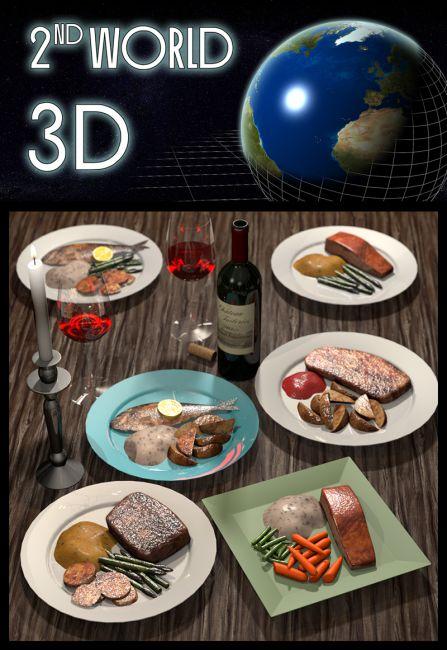 Everyday items, International meals