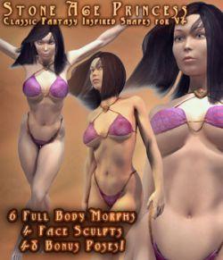 S1M: Stone Age Princess for V4