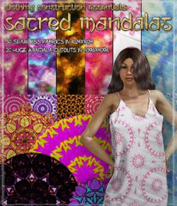 Clothing Construction Essentials: Sacred Mandalas