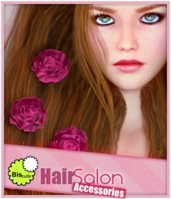 Biscuits Hair Salon Accessories