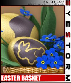 ES Easter Basket