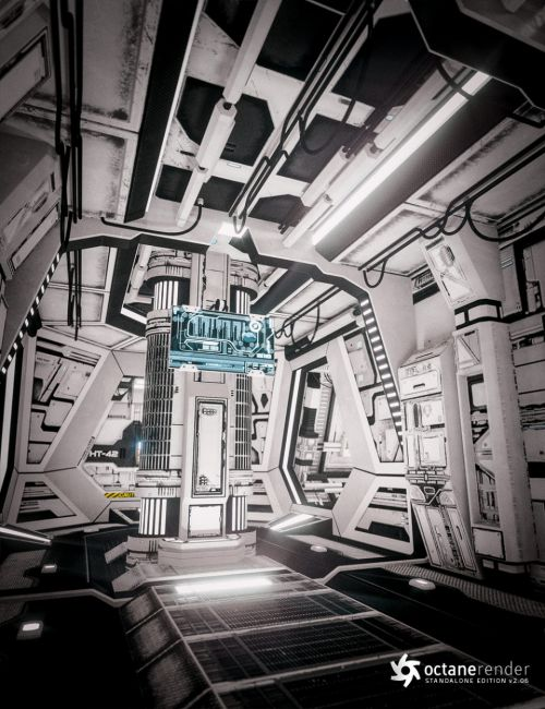 SS Marcoor Corridor 2