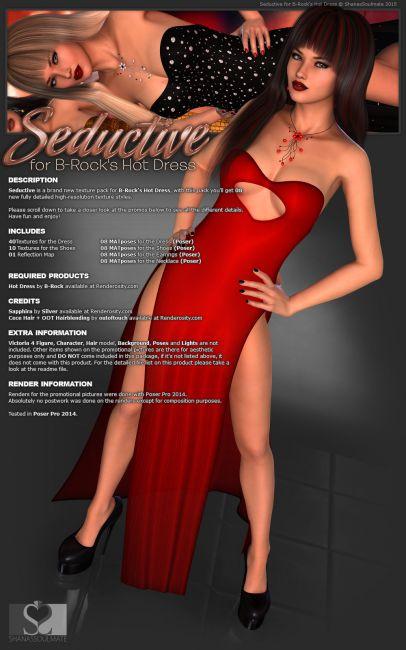 Seductive for Hot Dress