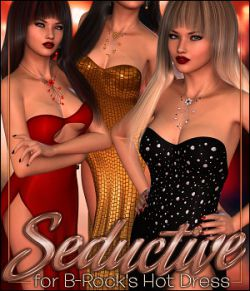 Seductive for Hot Dress