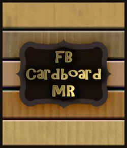 FB Cardboard MR