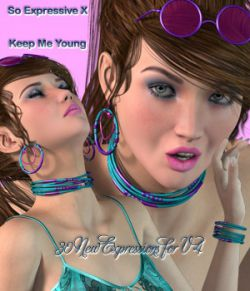 So Expressive X-Keep MeYoung