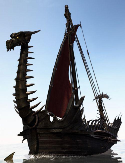 Fantasy Warship