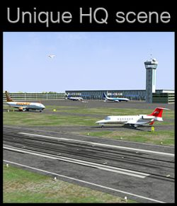Polygon International Airport