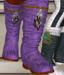 DA-NativeAmerican for InLongBoots II