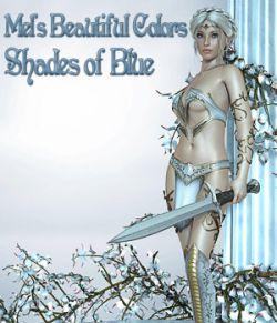 Mel's Beautiful Colors - Shades of Blue