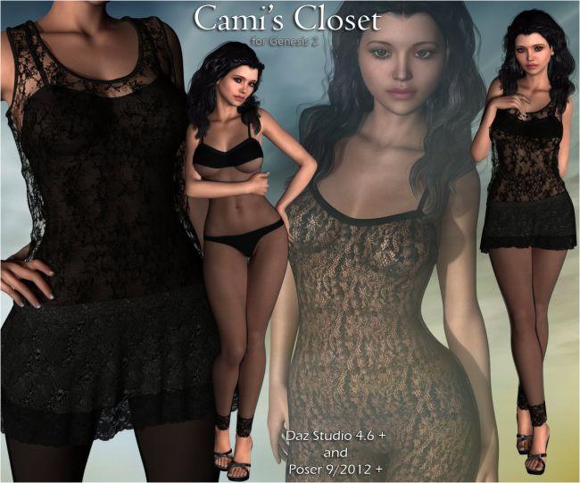 G2 Cami's Closet