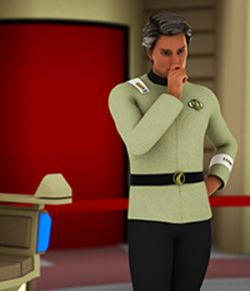 2270's Duty Uniform