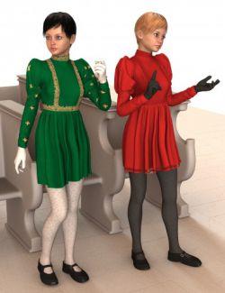 Sunday School Dress for Genesis 2 Female(s)
