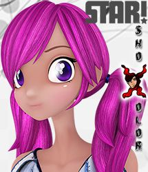 ShoXoloR for Star Hair by Littlefox