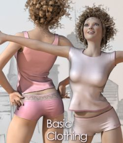 BasicClothing for V4