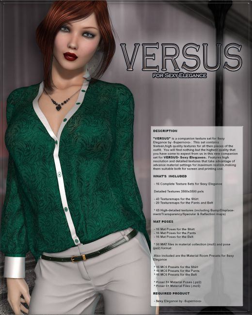 VERSUS - Sexy Elegance