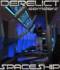 Derelict Spaceship: Corridors