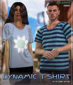 Dynamic Tshirt