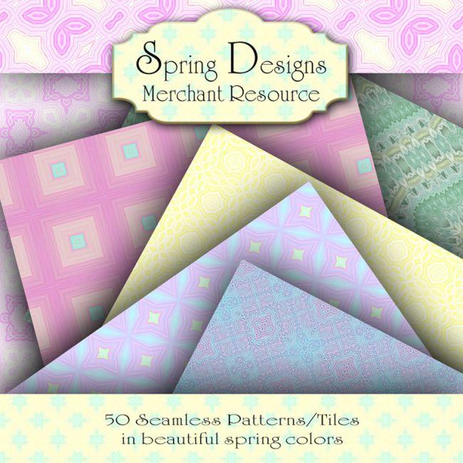 Merchant Resource - Spring Designs