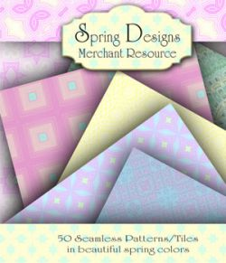 Merchant Resource- Spring Designs